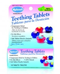 Homepathic Remedy for infant teething